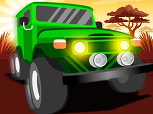 Africa Jeep Race