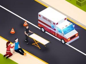 Ambulance Simulator 2021