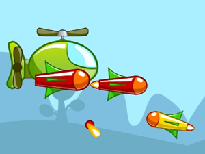 Copter Attack