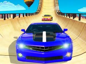 Impossible Car Stunt Game 2021 Racing Car