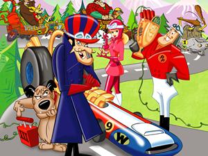 Sling Races: Wacky Races
